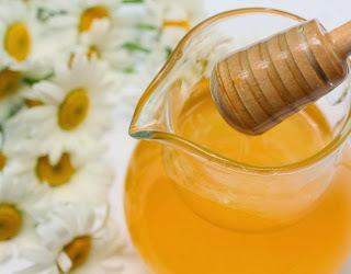 bala de mel caseira