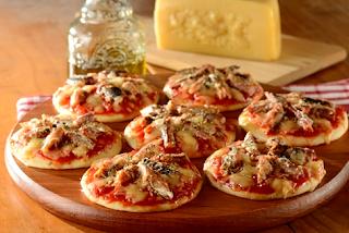 Sugestão Coqueiro para o Dia da Pizza
