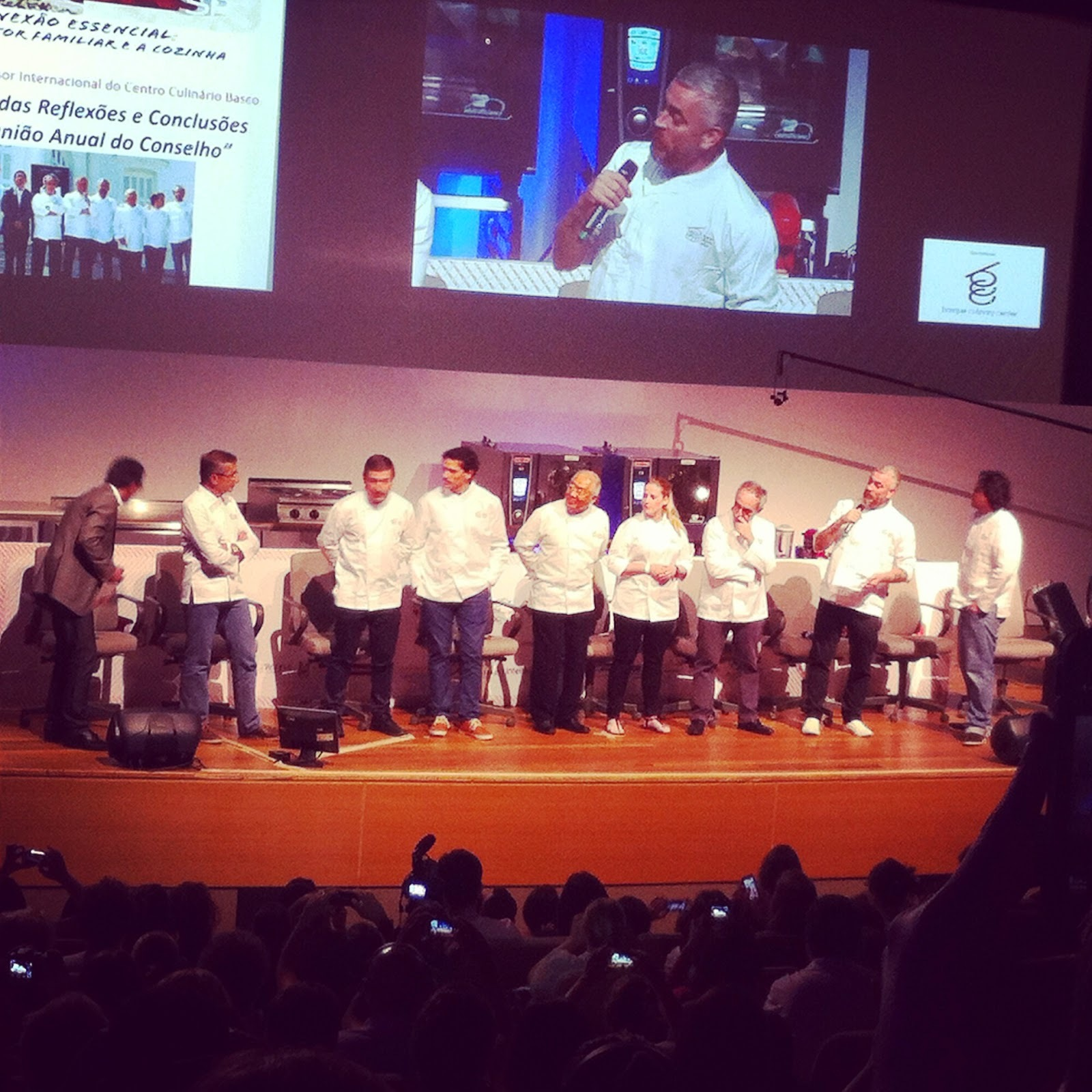 Semana Mesa SP 2014 - A SatolepCook foi!