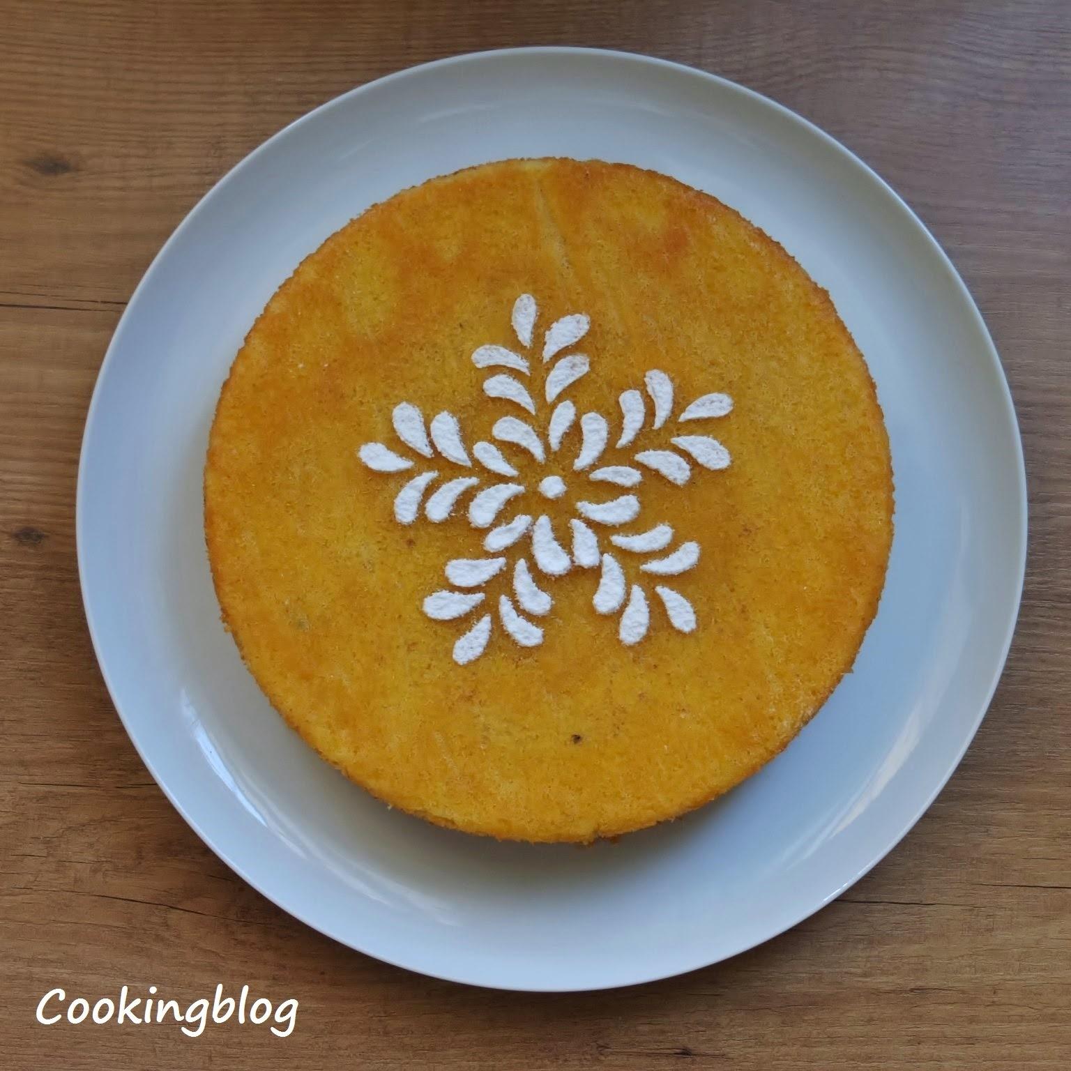 Bolo de amêndoa | Almond cake