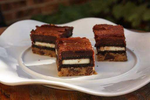 Brownies sucios - Dirty  slutty brownies