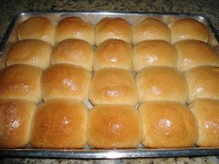 Pão Caseiro de leite em pó