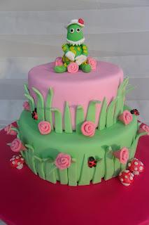 Kiwi Cake decorator - Rachel Jenkinson