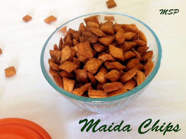 MAIDA CHIPS (SWEET)