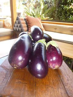 Harvest chutneys - Eggplants and Feijoas