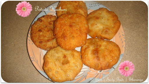 Potato Kachori