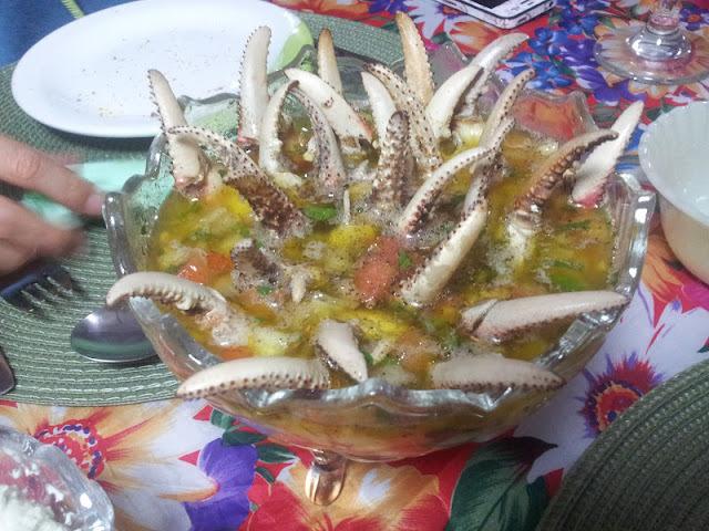 """""""Charminho na Praia"""" - Um jantar repleto de delícias do mar!"""