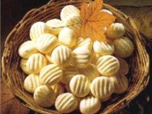 sequilhos de maizena margarina e açucar