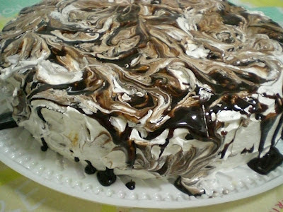 de cobertura para bolo diet de ameixa