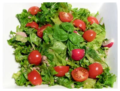 Salata s tunom