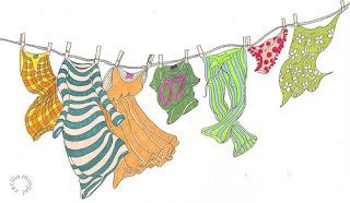 Como Lavar Roupas e Entendo bem as Etiquetas