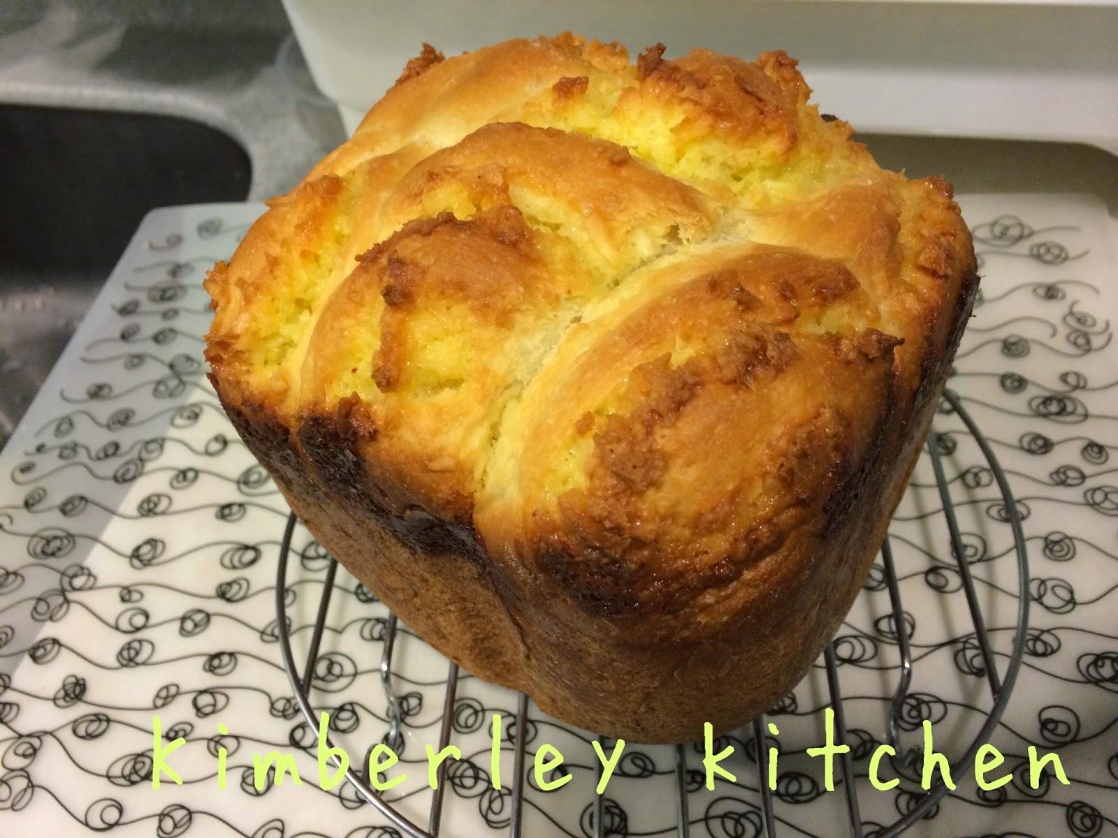 麵包機成品 - 椰賓 (附食譜)
