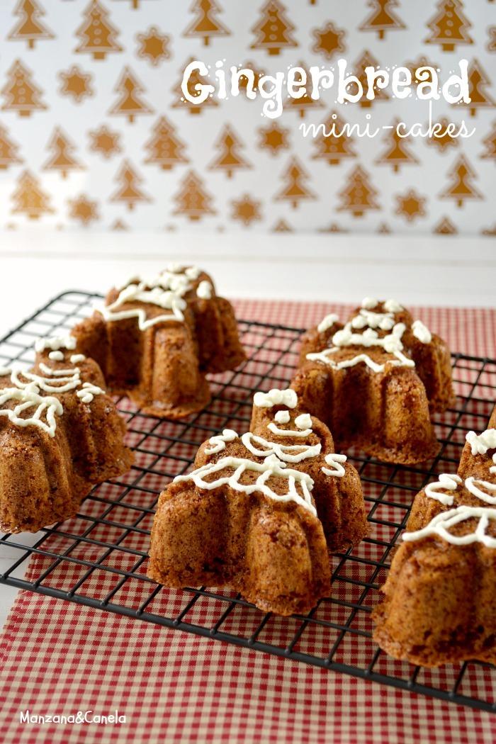 Gingerbread Kids: muñequitos de pan de jengibre