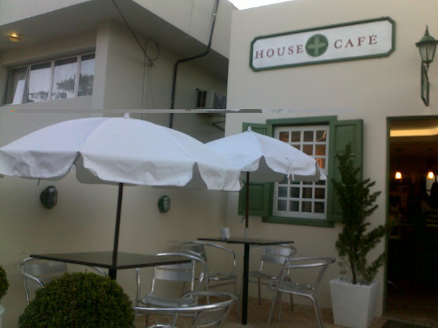 House Café: delícias ao lado da Clínica Santa Helena