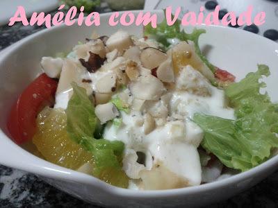 fotos de saladas para pratos individuais