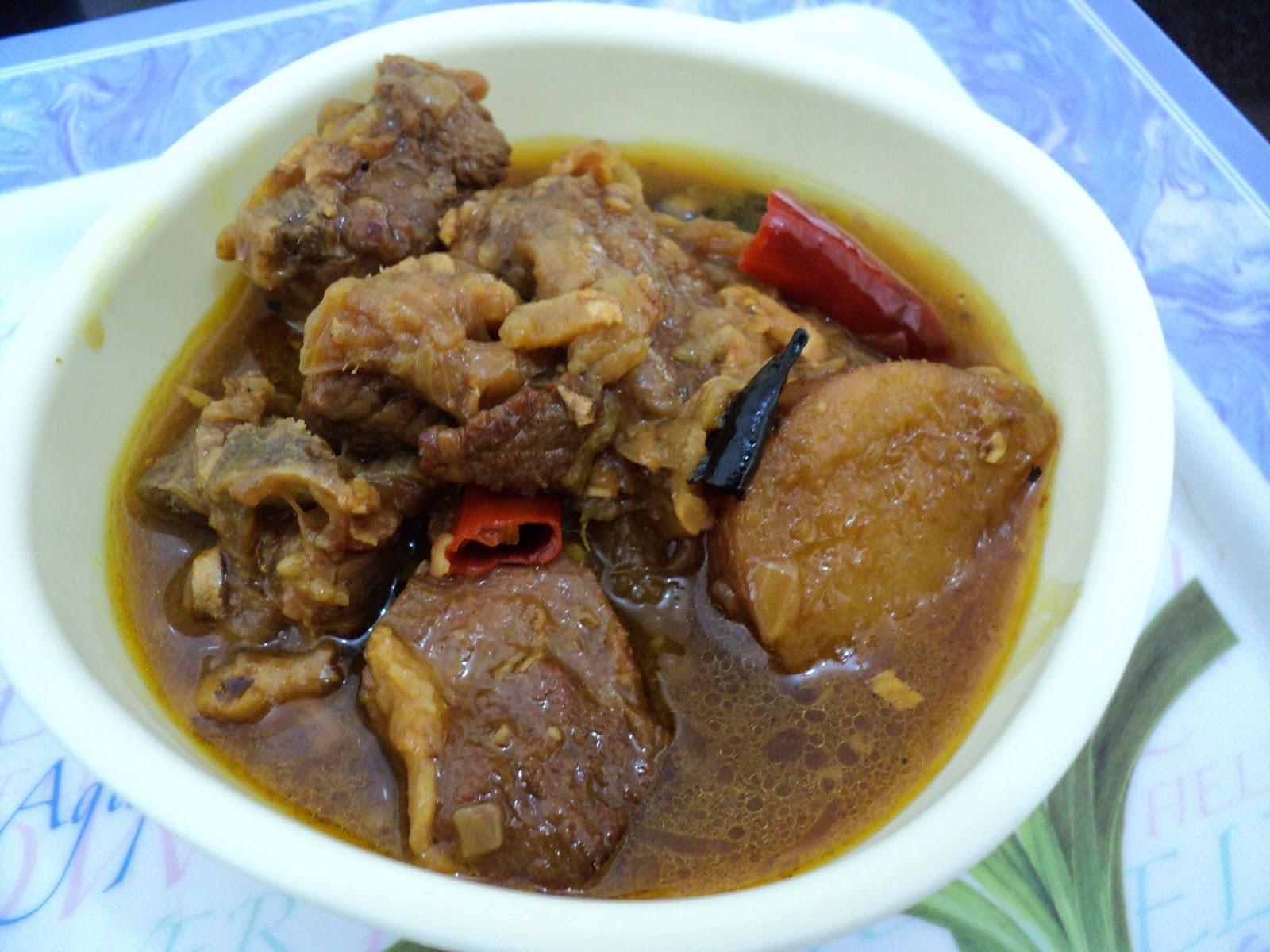 Mutton Jholo (Traditional/Old Method)