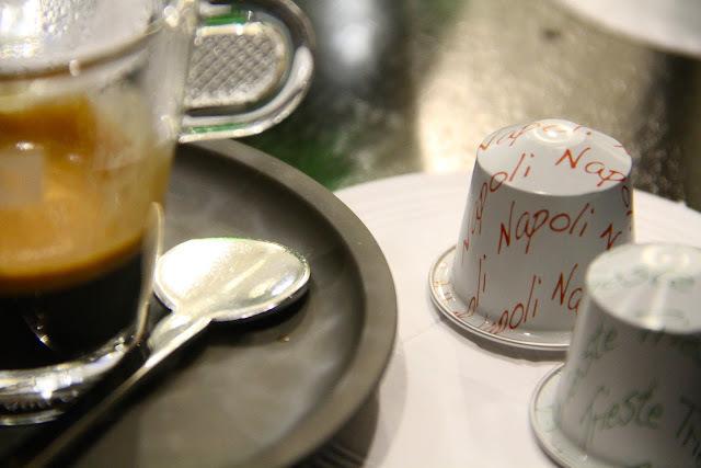 Evento Nespresso - Lançamento sabores Napoli e Triesti