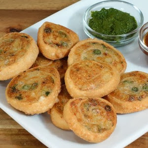 Samosa Patties