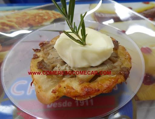 RECEITAS DE NATAL COM CATUPIRY (Tatin de cogumelos, Bacalhau de Natas, Trifle de frutas vermelhas)