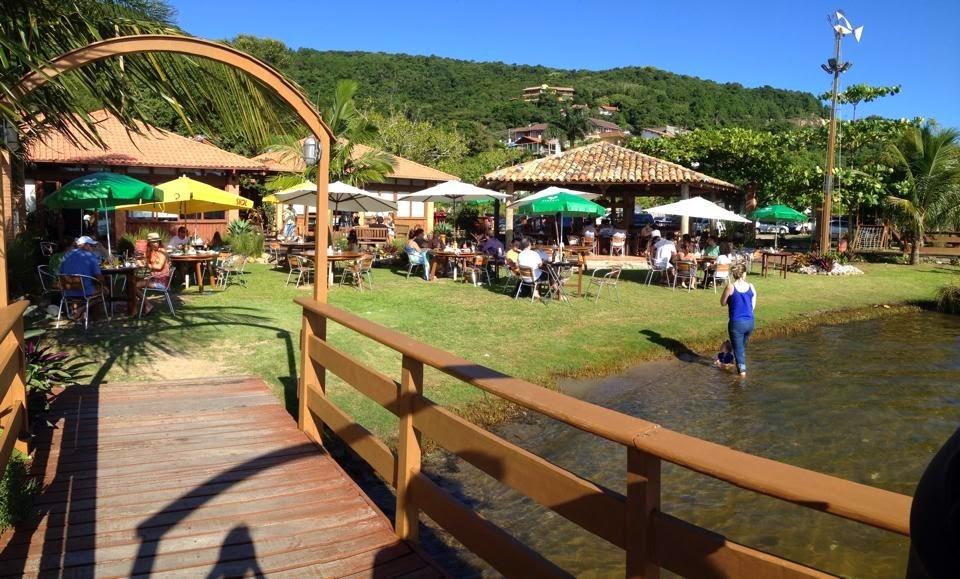 [Por aí] Ponta das Caranhas - boa mesa na beira da Lagoa da Conceição