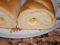 Receta de pan relleno