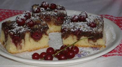 Babičkin rýchly ovocný koláč