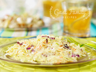 Simple Homemade Coleslaw Dressing Recipe