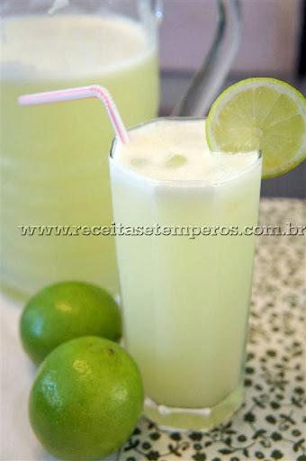 de limonada gostosa e sem amarga