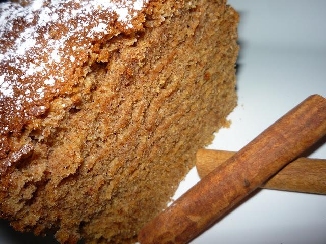 Pão de Ló de Canela