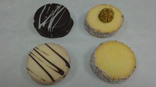 torta de galletas molidas con manjar