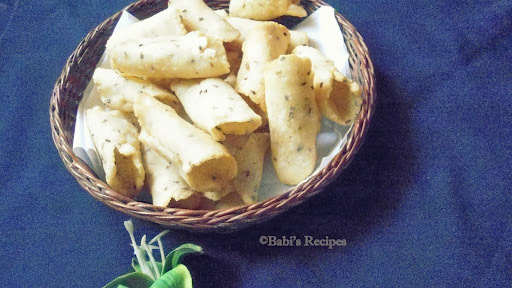 Kuzhal Appam -Famous Kerala Snack