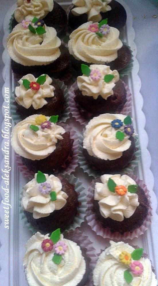 HRISTOS SE RODI! Slatki zalogaji - Kapkejk /Cupcake
