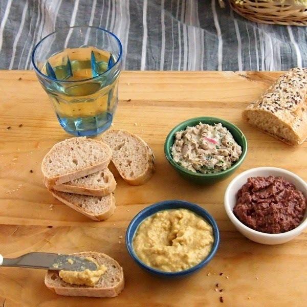 Tuna - Sardine - Olive Rillettes #FrenchFridayswithDorie - Αλειμματα με Τονο - Σαρδέλες - Ελιες