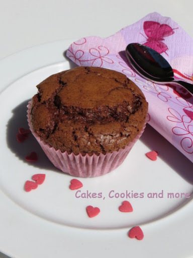 Himmlische Schokoladenmuffins;  Rezept