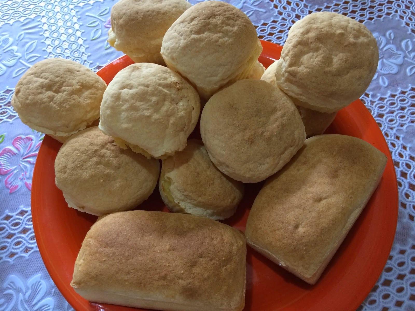 Pão da tarde