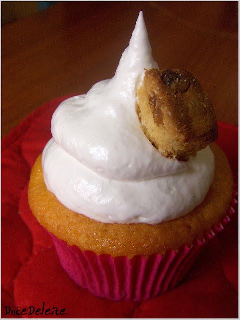 Cupcake de Panetone