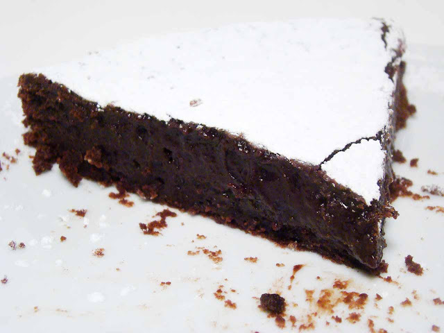 Kladdkaka, Torta Brownie de los Suecos