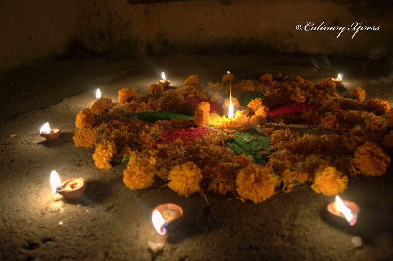 DIPAVALI.....THE FESTIVAL OF LIGHT