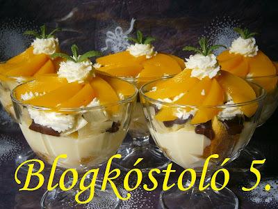 Blogkóstoló 5. forduló - sorsolás!!!