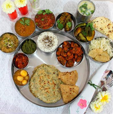 Sindhi Thaali