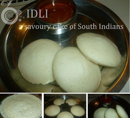 Idli,Kara Vada N Coconut Chutney
