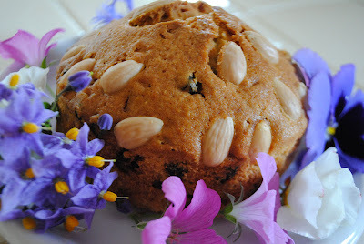 A Cake for Cycling: Dundee Cake