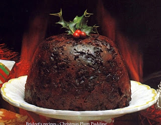 SPECIAL STEAMED CHRISTMAS PLUM PUDDING and CHRISTMAS FRUIT MINCE PIES
