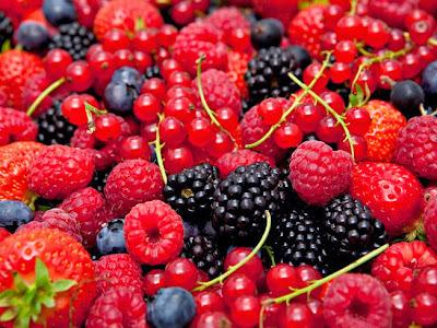 qual fruta usar para mesa de frutas