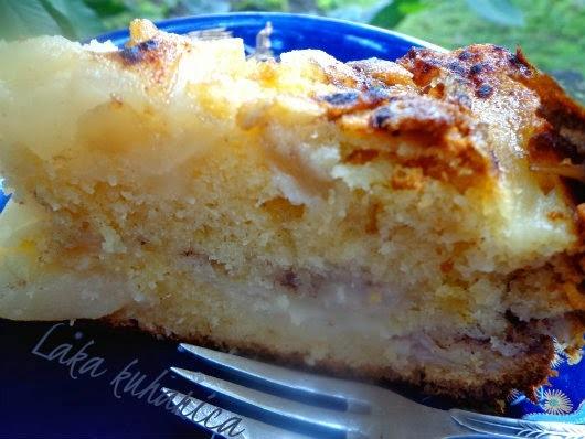 Kolač s kruškama :: Delicious pear cake