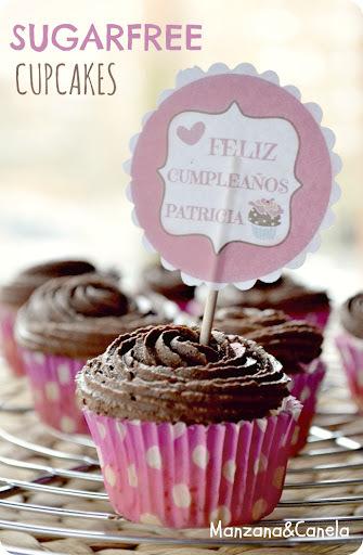 cupcakes de vainilla aceite