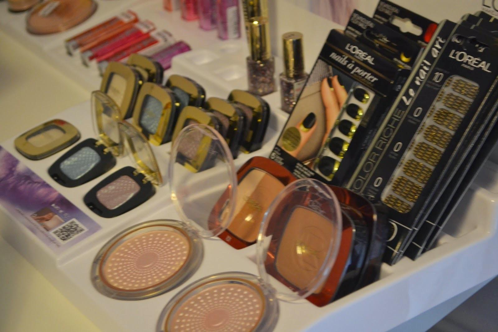 Novedades de Maquillajes: Maybelline Y Loreal !!