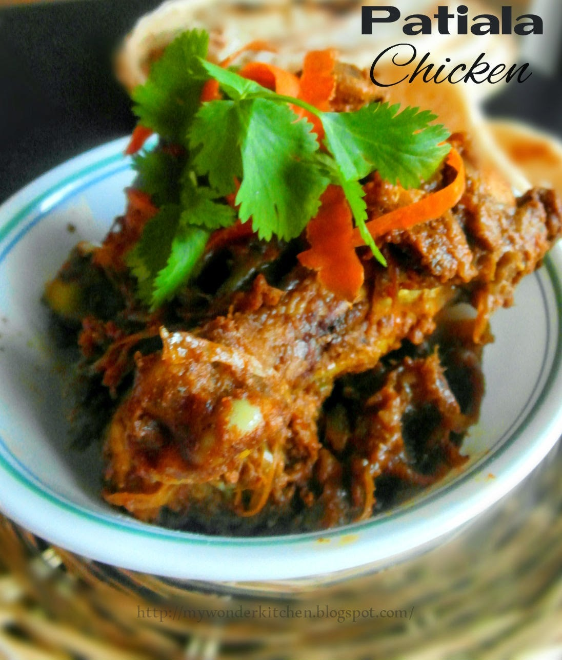 Patiala Chicken |Punjabi Chicken curry straight from Patiala...