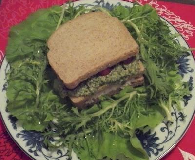 de recheio de pate para sanduiche natural