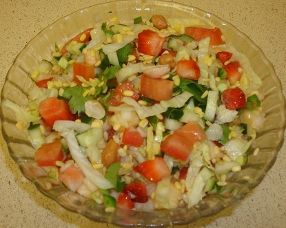 Fruit-vegetable Salad